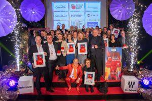 eco Verband: Zukunftsweisende Internetlösungen mit eco://award ausgezeichnet