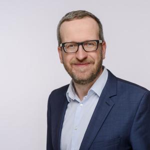 Holger Geißler, Mitglied der Geschäftsführung