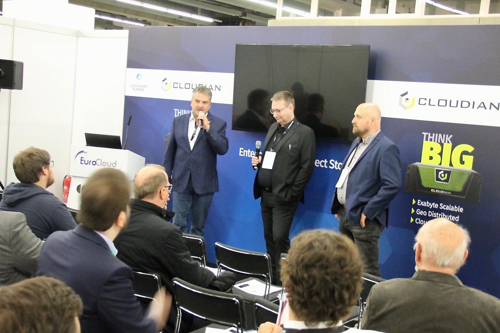 Nachbericht zur Techweek Frankfurt 15