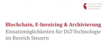Präsentation: Einsatzmöglichkeiten für DLT-Technologie im Bereich Steuern