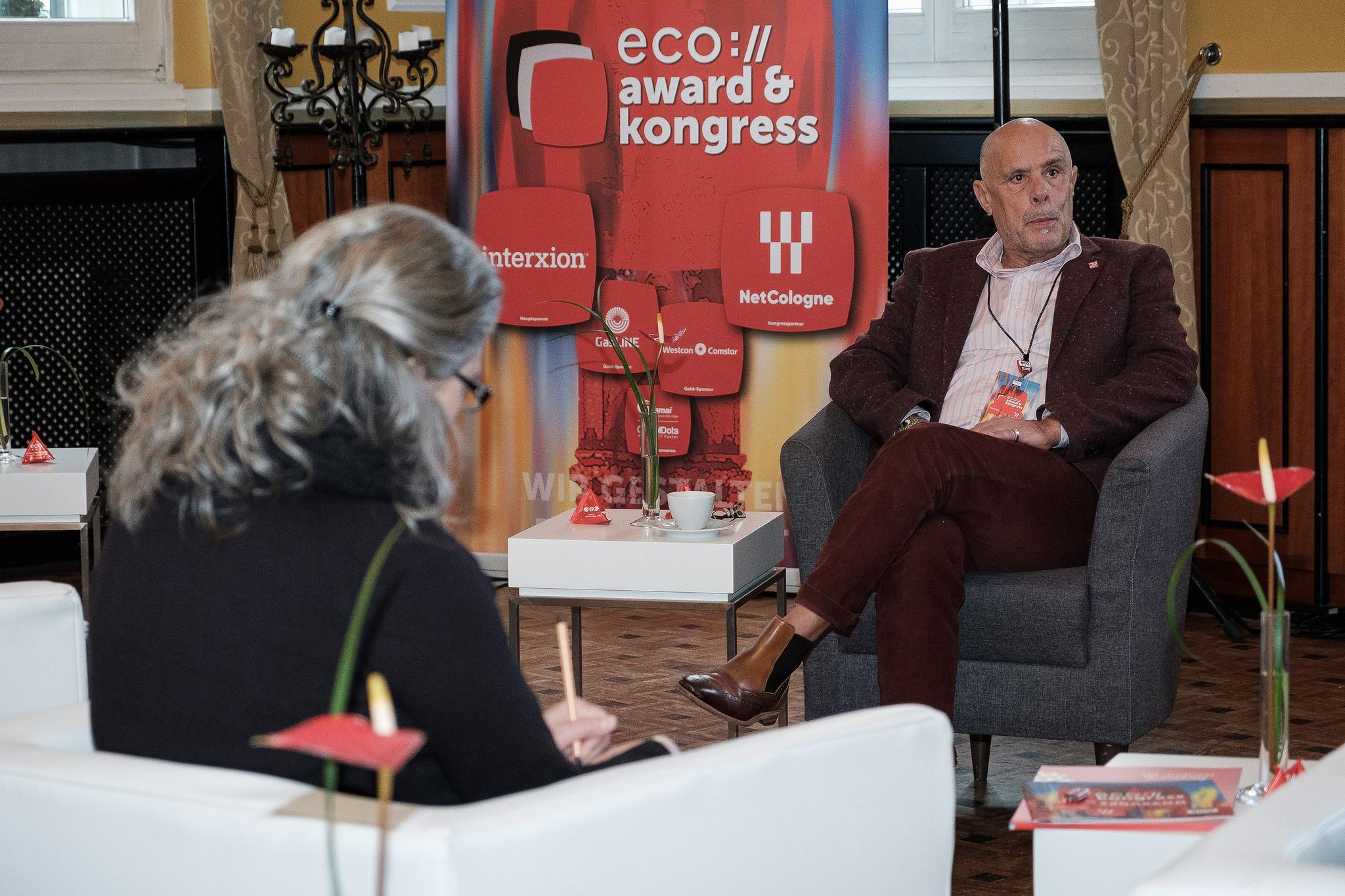 eco://kongress & eco:awards: Gemeinsam die digitale Zukunft gestalten