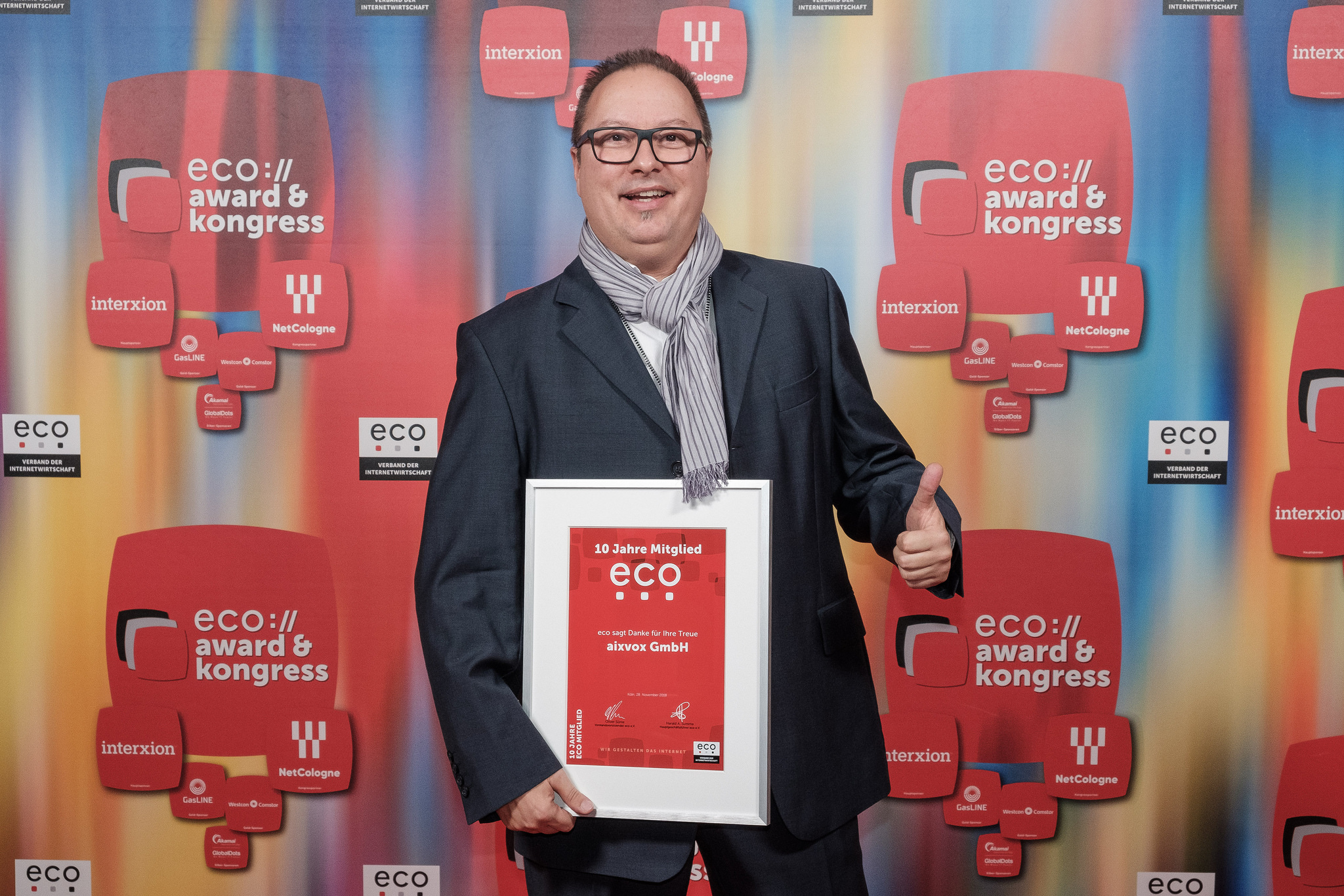 eco://kongress & eco:awards: Gemeinsam die digitale Zukunft gestalten 26