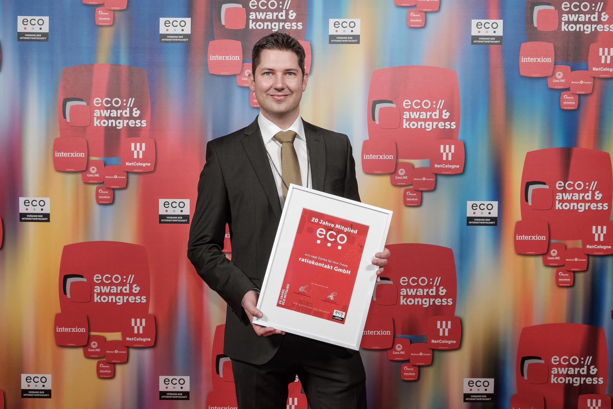 eco://kongress & eco:awards: Gemeinsam die digitale Zukunft gestalten 22
