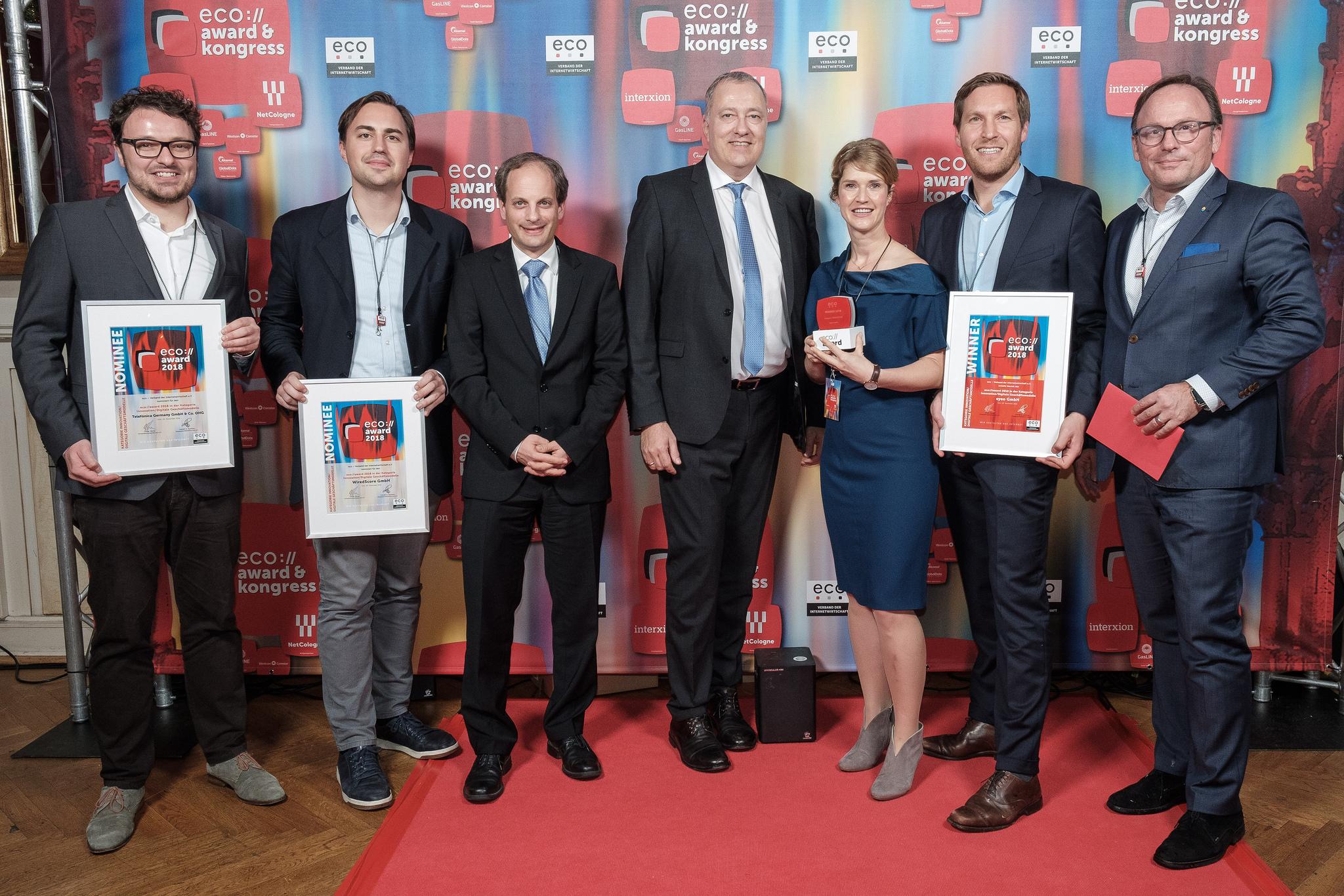 eco://kongress & eco:awards: Gemeinsam die digitale Zukunft gestalten 34