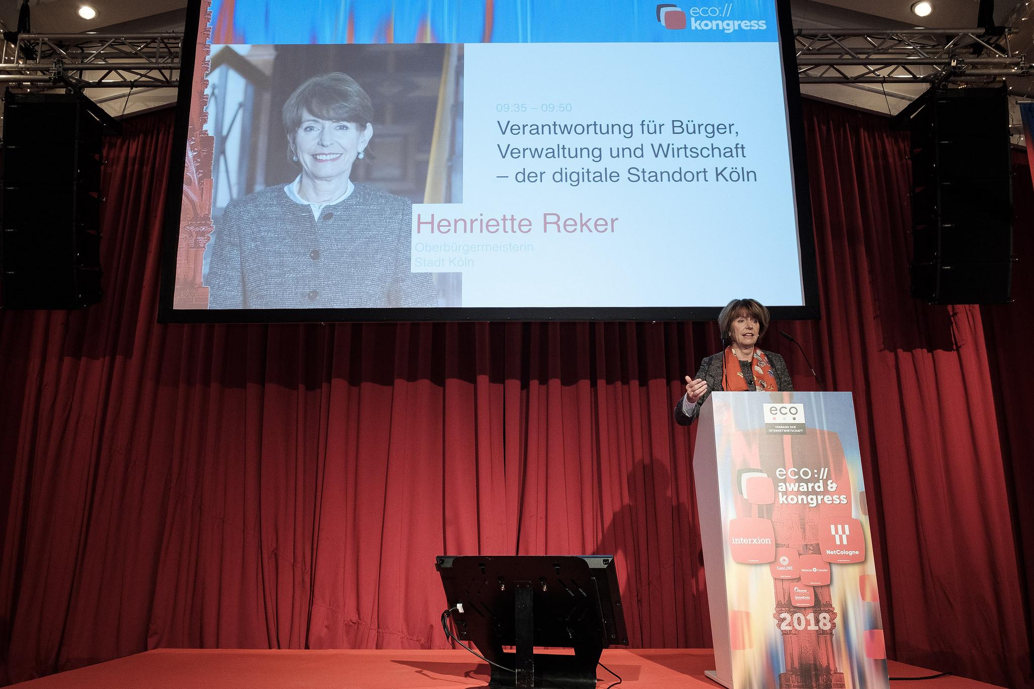 eco://kongress & eco:awards: Gemeinsam die digitale Zukunft gestalten 2