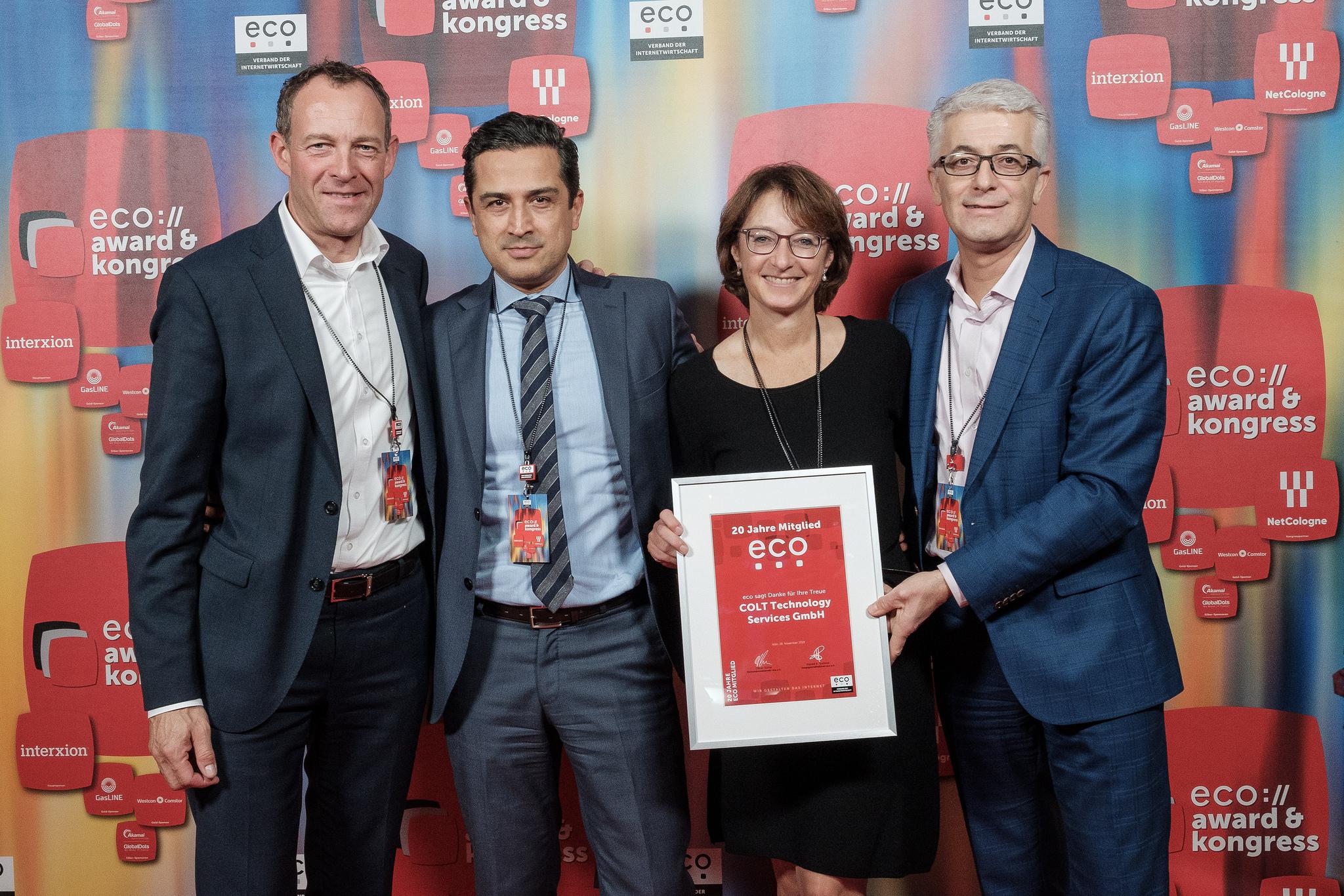 eco://kongress & eco:awards: Gemeinsam die digitale Zukunft gestalten 21