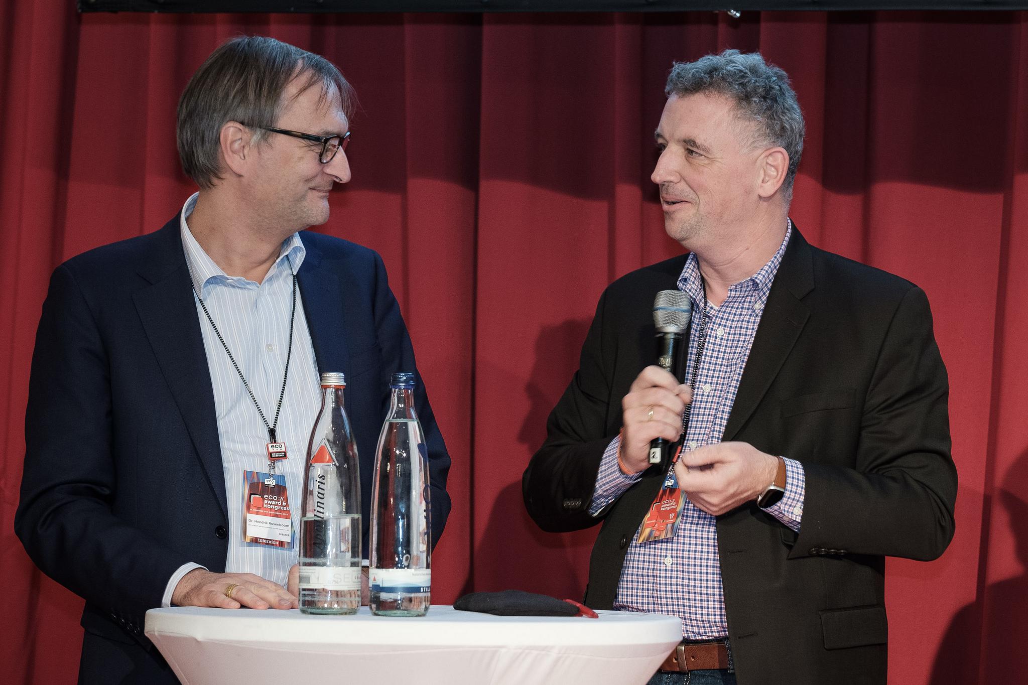 eco://kongress & eco:awards: Gemeinsam die digitale Zukunft gestalten 16