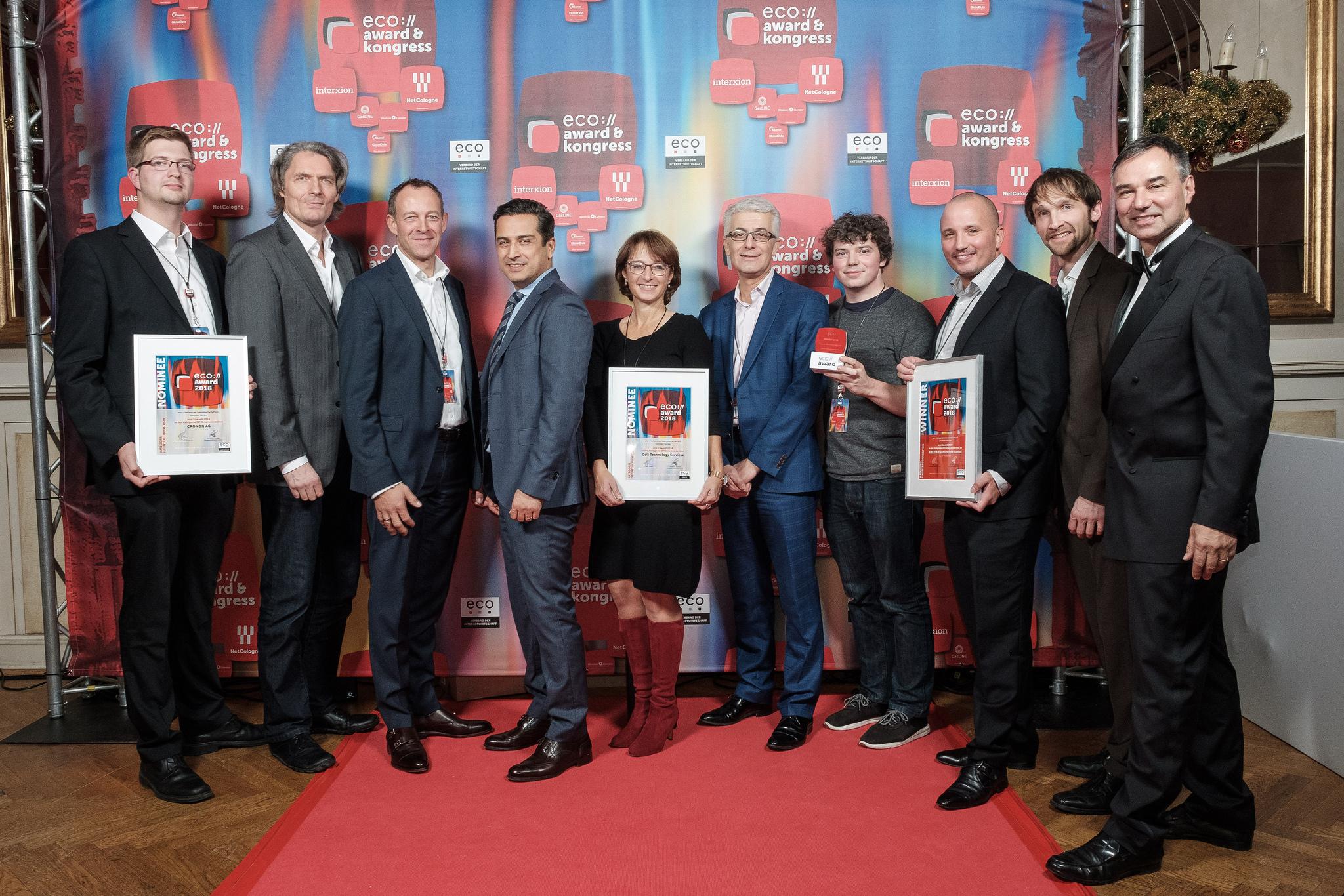 eco://kongress & eco:awards: Gemeinsam die digitale Zukunft gestalten 32