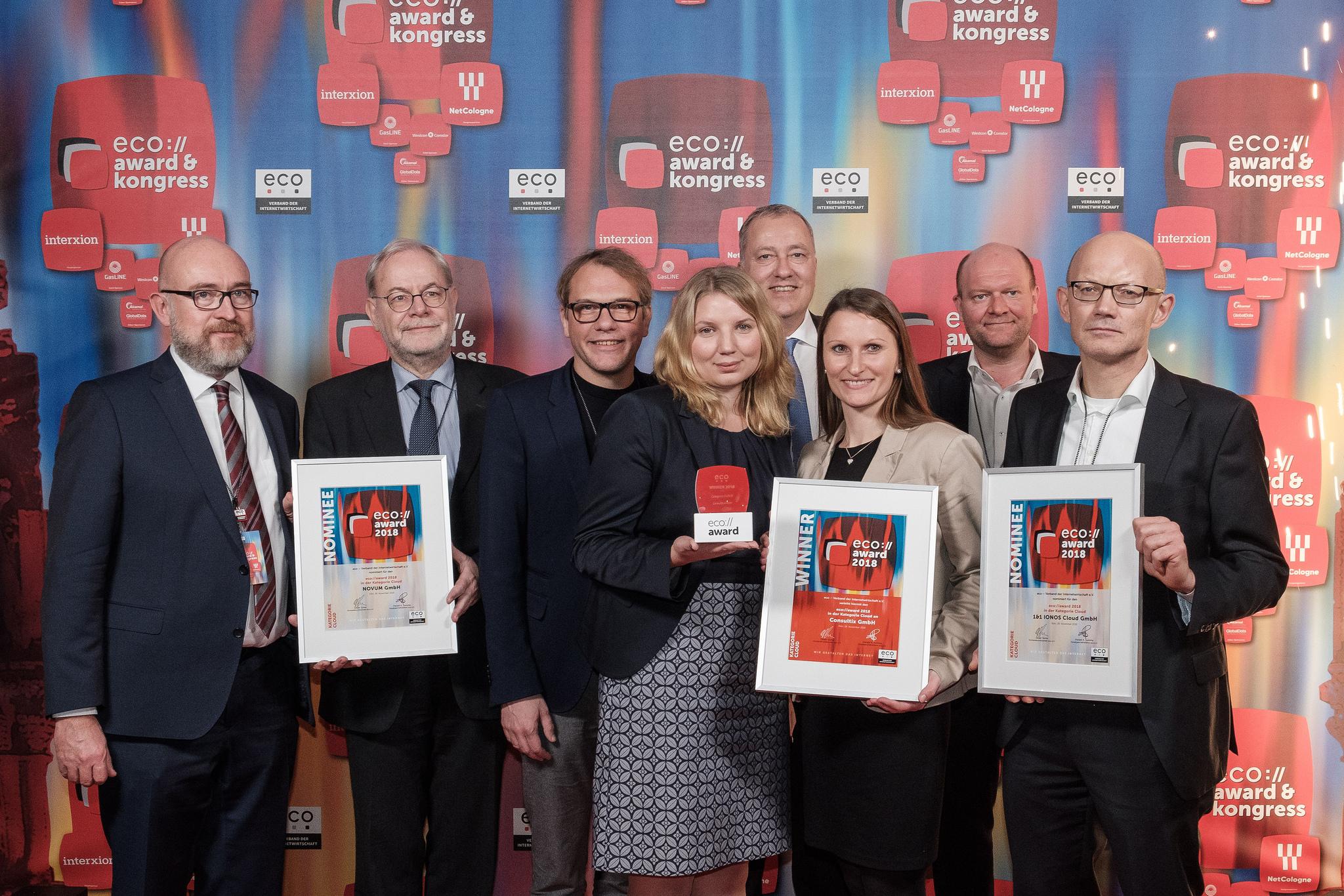 eco://kongress & eco:awards: Gemeinsam die digitale Zukunft gestalten 28