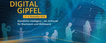 Künstliche Intelligenz 'made in Germany' braucht leistungsfähige digitale Infrastrukturen