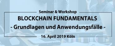 Blockchain Fundamentals - Grundlagen und Anwendungsfälle 1