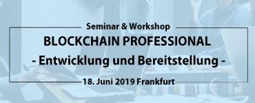 Blockchain Professional - Entwicklung und Bereitstellung