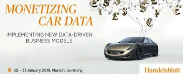Monetizing Car Data
