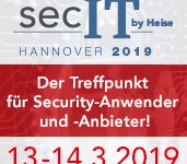 secIT 2019 by Heise