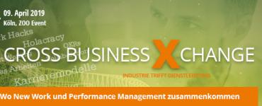 Cross Business Xchange Kongress 1