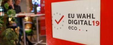 #EUWahl/digital19: Digitaler Binnenmarkt muss Bestandteil des allgemeinen europäischen Binnenmarkts werden