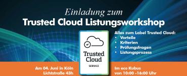 Trusted Cloud Listungsworkshop 1
