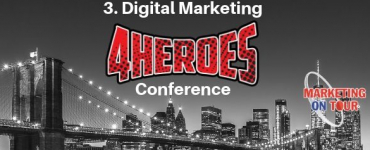 3. DIGITAL MARKETING 4HEROES CONFERENCE