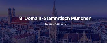 8. Domain-Stammtisch München