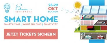 Edison Konferenz Smart Home