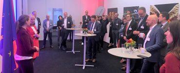 D17: Harald Summa empfängt Digitalminister von Bund und Ländern