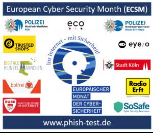"""""""Sei kein Phish"""" – Wer erkennt die Trojaner-Mail?  Kostenloses IT-Sicherheitstraining für Bürgerinnen und Bürger sowie Unternehmen"""
