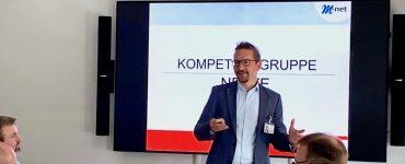 Erfolgreiches Kick-Off der Kompetenzgruppe Netze