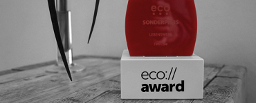 eco://award: Jury nimmt Arbeit auf