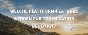 Präsentation: Welche Plattform-Features werden zur Tokenization benötigt?