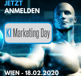 KI Marketing Day - Konferenz für künstliche Intelligenz & datengetriebenes Marketing 2