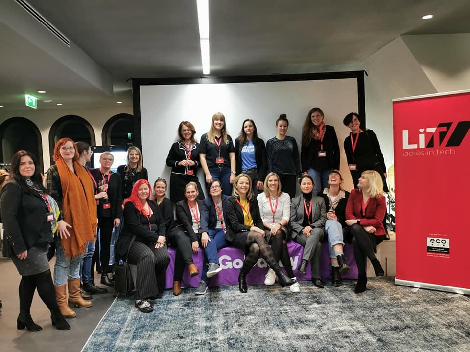 LiT – Ladies in Tech Meetup Vol. 3