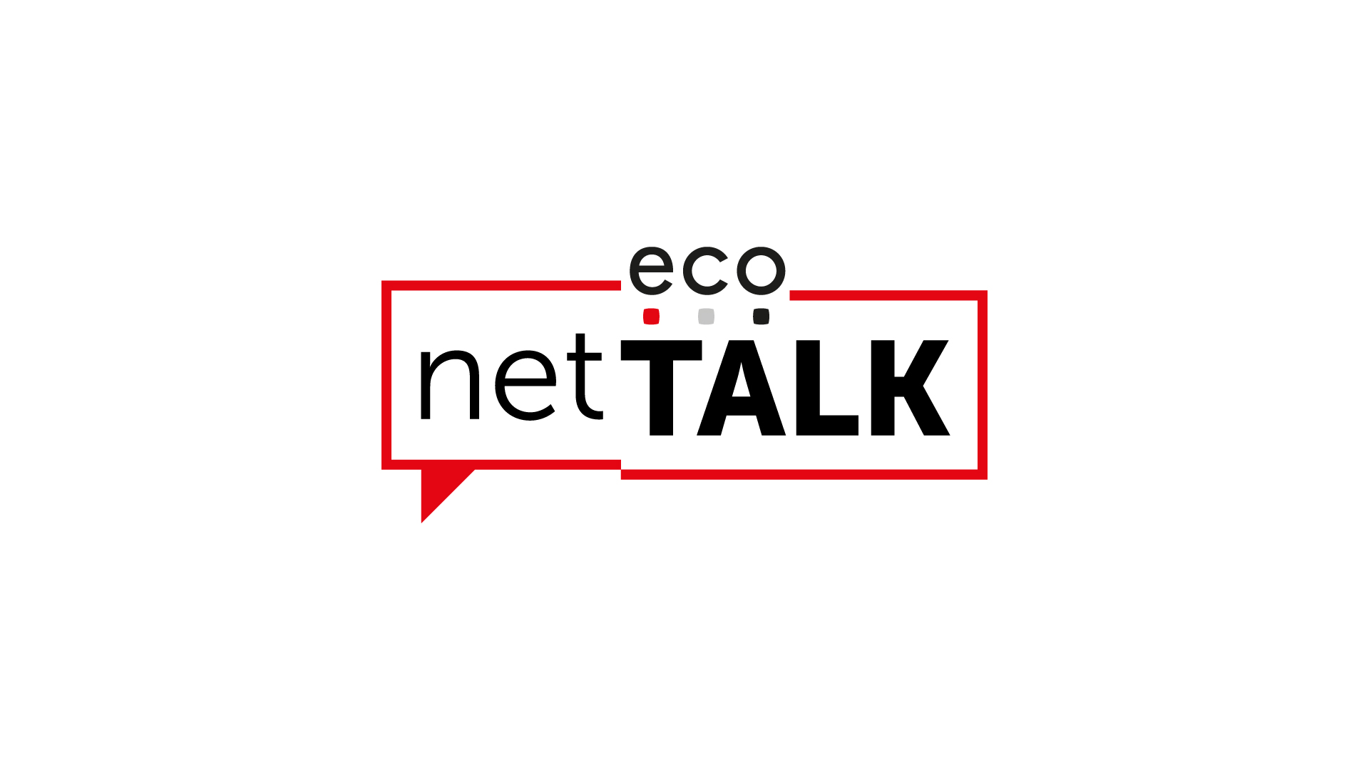 eco netTALK #1 5