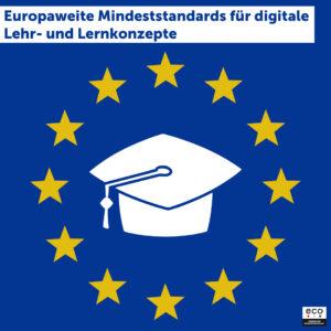 Die Zeit der Kleinstaaterei ist vorbei – Deutschland muss Europa im Rahmen seiner EU-Ratspräsidentschaft digital stärken!