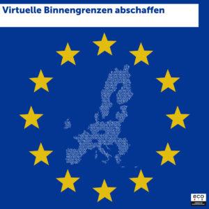 Die Zeit der Kleinstaaterei ist vorbei – Deutschland muss Europa im Rahmen seiner EU-Ratspräsidentschaft digital stärken! 6