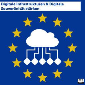 Die Zeit der Kleinstaaterei ist vorbei – Deutschland muss Europa im Rahmen seiner EU-Ratspräsidentschaft digital stärken! 1