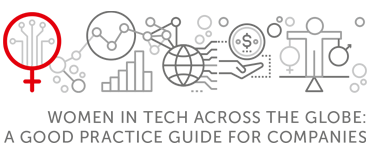 Women in Tech Across the Globe: A Good Practice Guide for Companies 1