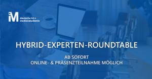 Hybrid-Experten-Roundtable