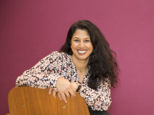 Im Gespräch mit Deepa Gautam-Nigge, Global Lead SAP Next-Gen Ecosystem, SAP