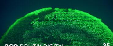 Start der deutschen EU-Ratspräsidentschaft: 5 Forderungen für eine nachhaltige Digitalisierung in Europa