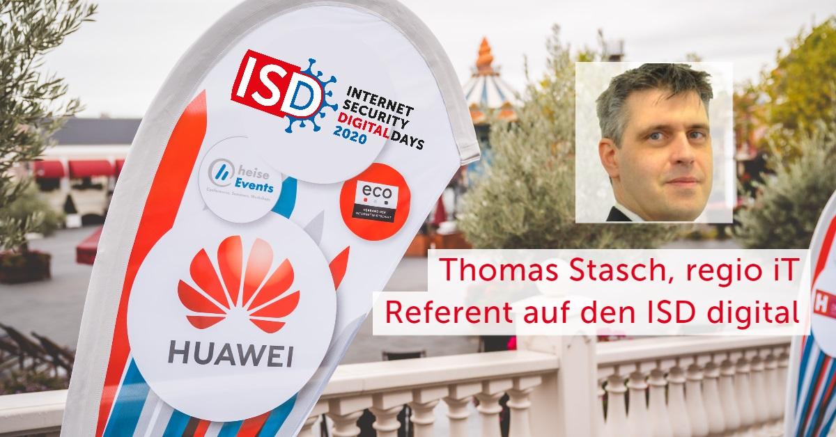 Drei Fragen an Thomas Stasch, kommunaler CERT bei Regio iT