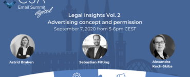 Legal Insights Vol. 2 - Advertising concept and permission 1