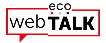 """Interaktiver Live-Stream: eco Web Talk """"Zukunft der Mobilität"""""""