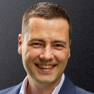 Henrik Hasenkamp, CEO bei gridscale