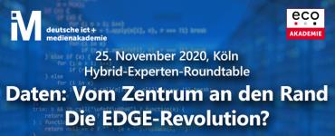 Daten vom Zentrum an den Rand - Die EDGE-Revolution? 2