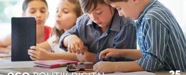 Digitalisierung der Schulen mit Hochdruck vorantreiben