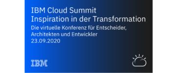 IBM Cloud Summit