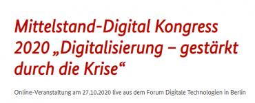 Der Mittelstand-Digital Kongress 1