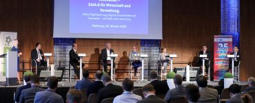 GAIA-X: Grundstock für Wachstum und Wohlstand