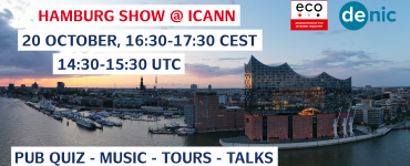 Willkommen in Hamburg auf der ICANN69: Virtuelle Show auf der ICANN