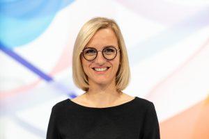 Im Gespräch mit Agnes Heftberger, Geschäftsführerin der IBM Deutschland undVice President Vertrieb bei IBM Deutschland, Österreich und Schweiz